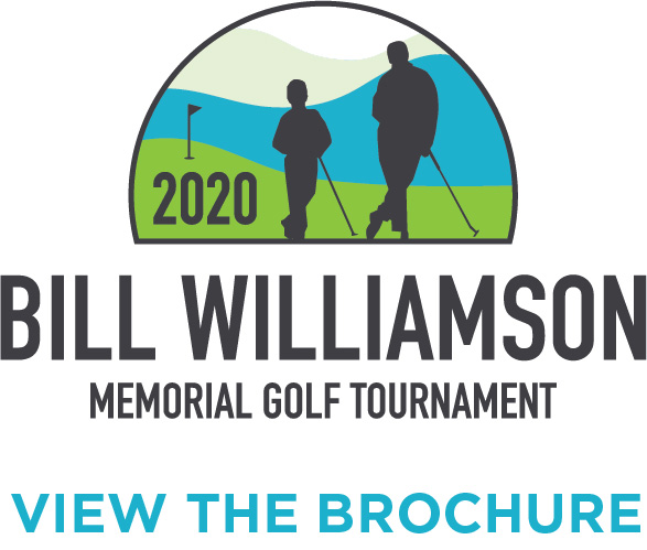 Click to view the Bill Williamson Memorial Golf Tournament Brochure